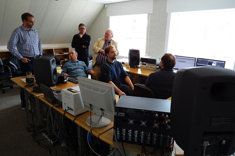 Masteringworkshop MM Sound